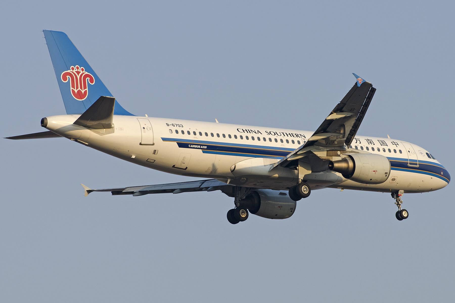 Re:[原创][原创]【PVG】好久没发图了,一堆库存(2)午后 AIRBUS A320-200 B-6703 中国上海浦东国际机场