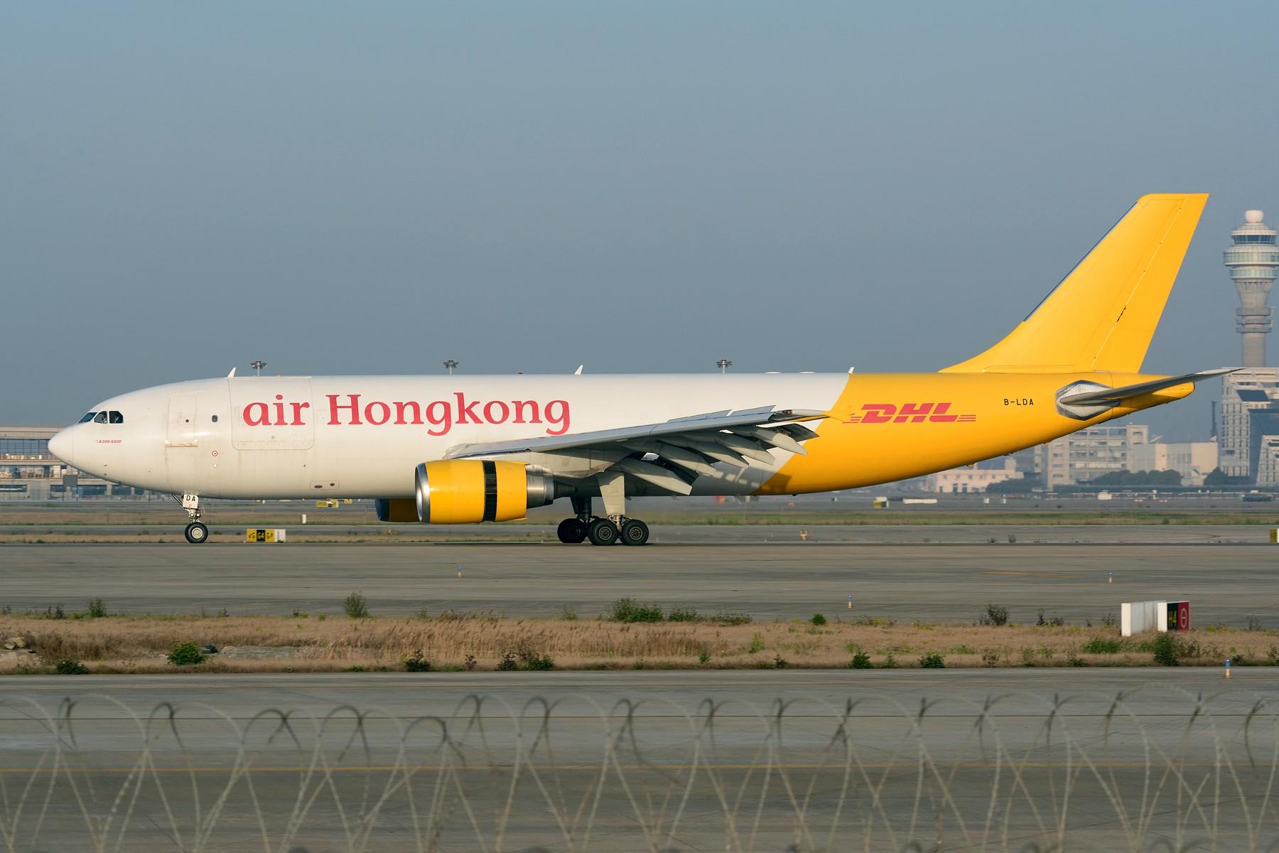 Re:[原创]【PVG】卡狗一组 AIRBUS A300F4-600R B-LDA 中国上海浦东国际机场