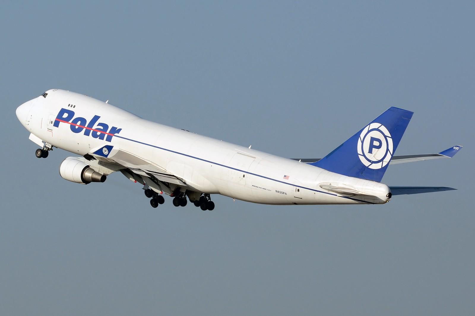 Re:[原创]【PVG】卡狗一组 BOEING 747-400F N450PA 中国上海浦东国际机场