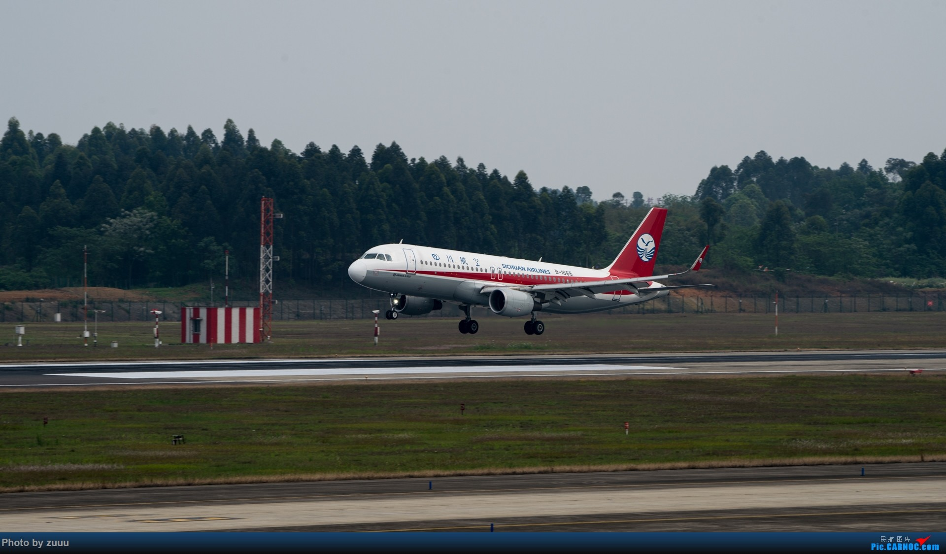Re:[原创]2017.4.30 CTU 3U合集 AIRBUS A320-200 B-1665 中国成都双流国际机场