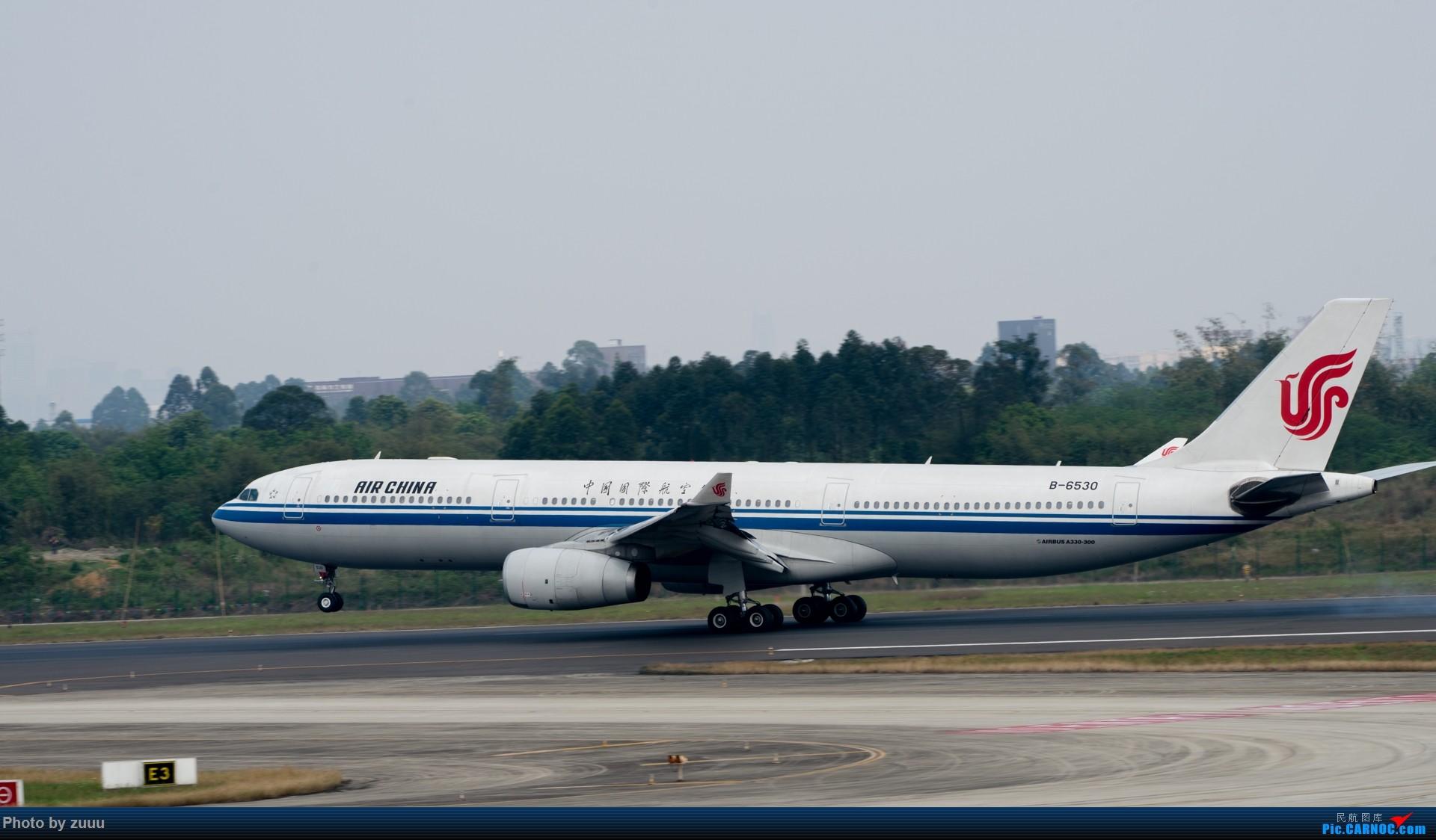 Re:[原创]2017.4.30 CTU 拍飞机 AIRBUS A330-300 B-6530 中国成都双流国际机场