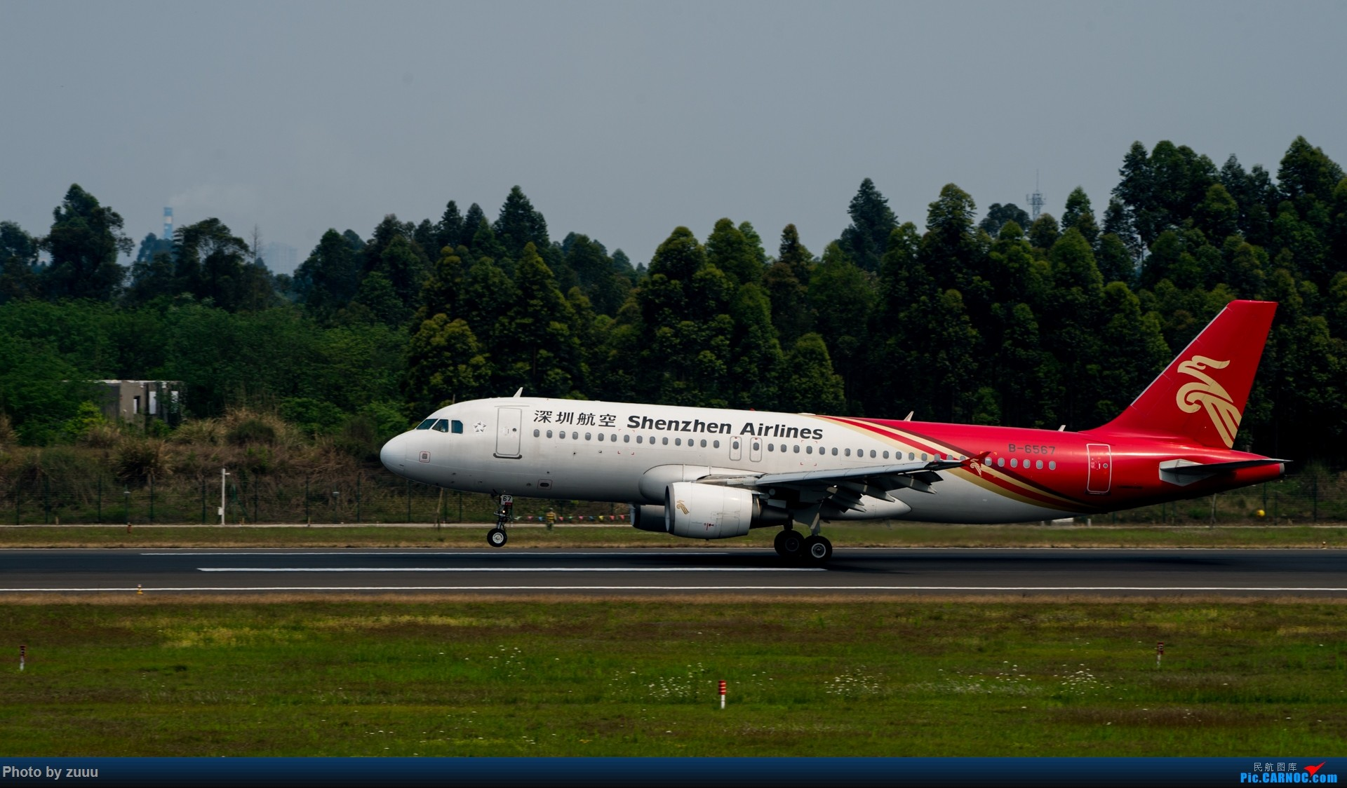 Re:[原创]2017.4.30 CTU 拍飞机 AIRBUS A320-200 B-6567 中国成都双流国际机场