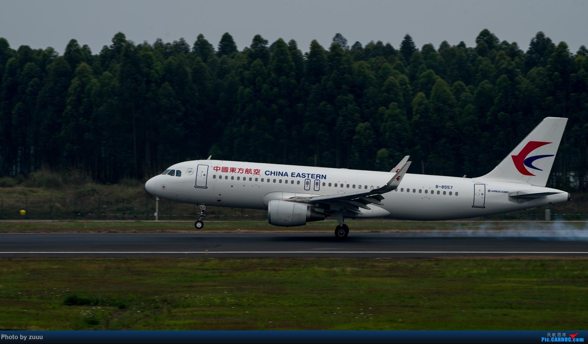 Re:[原创]2017.4.30 CTU 拍飞机 AIRBUS A320-200 B-8557 中国成都双流国际机场