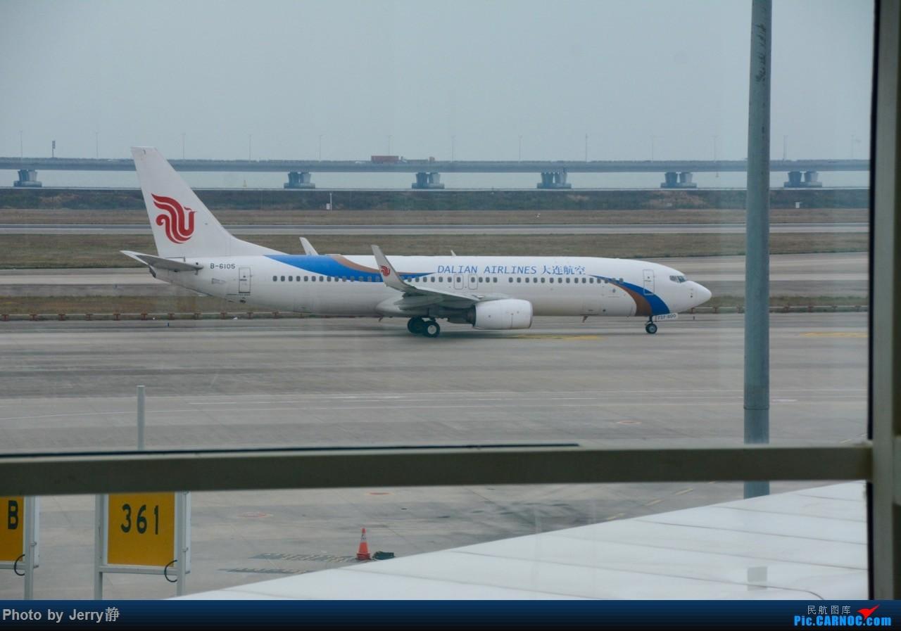 Re:[原创]春秋航空,深圳--石家庄 BOEING 737-800 B-6105 深圳宝安国际机场