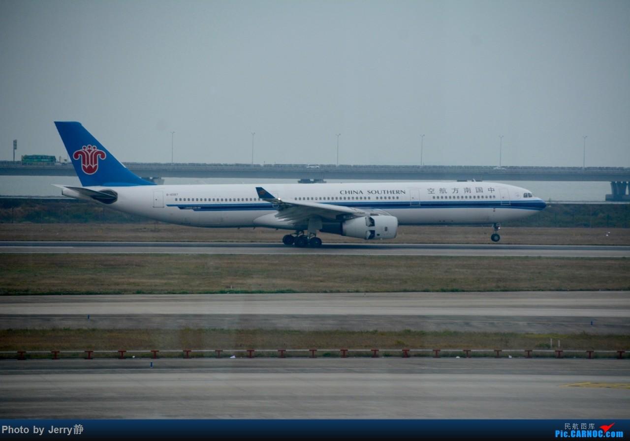 Re:[原创]春秋航空,深圳--石家庄 AIRBUS A330-300 B-6087 深圳宝安国际机场
