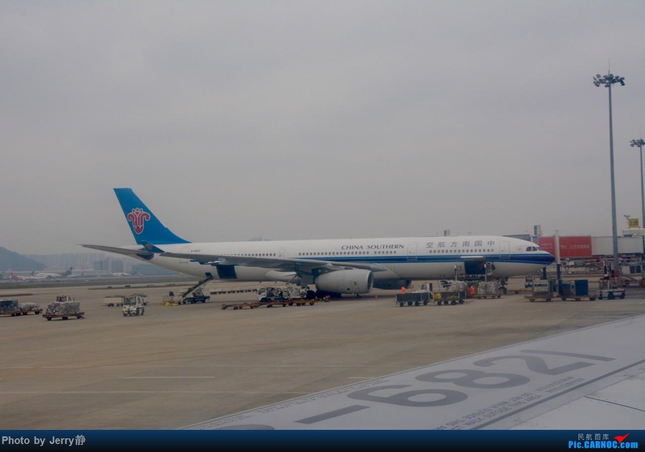 Re:[原创]春秋航空,深圳--石家庄 AIRBUS A330-300 B-6500 深圳宝安国际机场