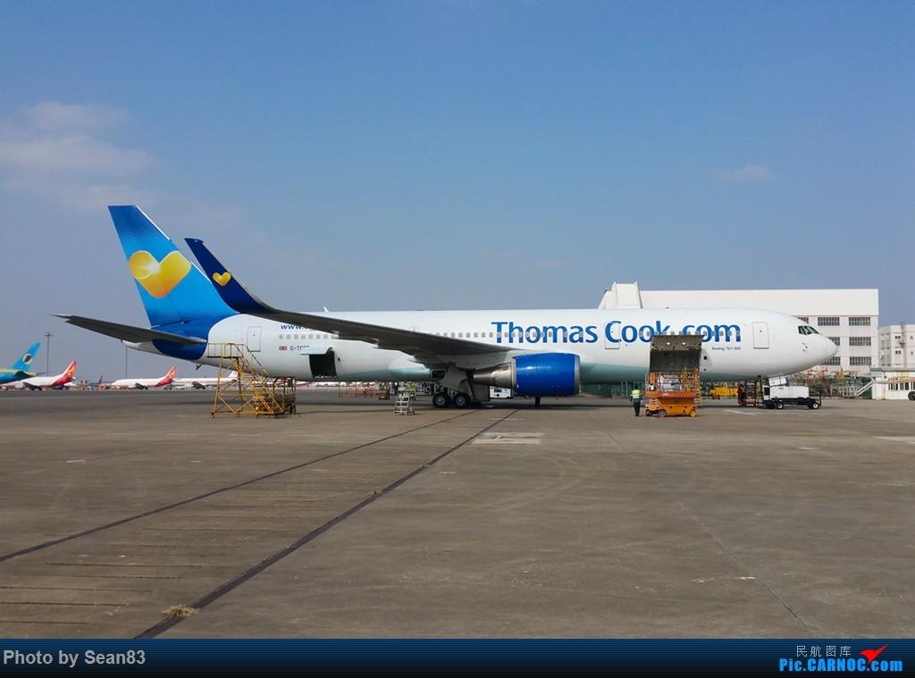 Re:[原创]来自德国的稀客Condor 767 BOEING 767-300
