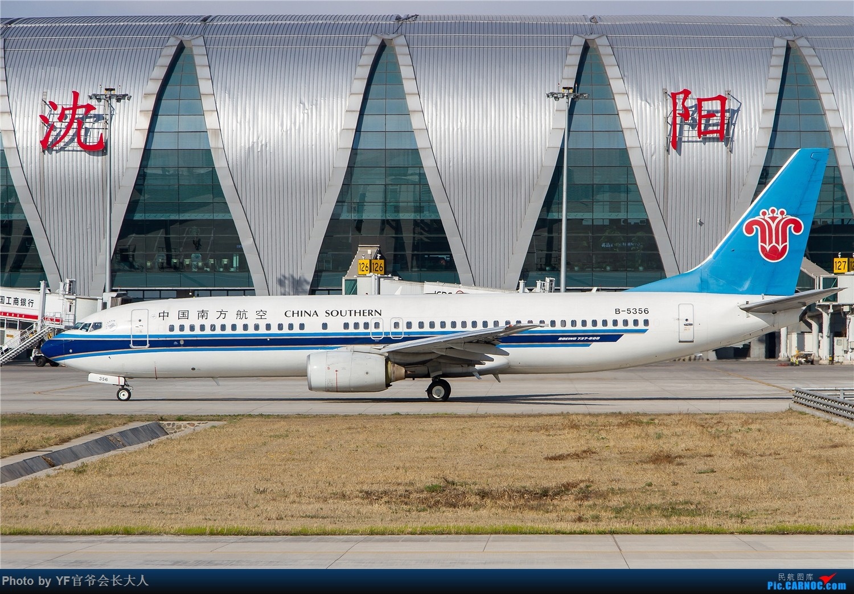 Re:[原创]【ZYTX】四月份总结,惊喜不少 BOEING 737-800 B-5356 中国沈阳桃仙国际机场