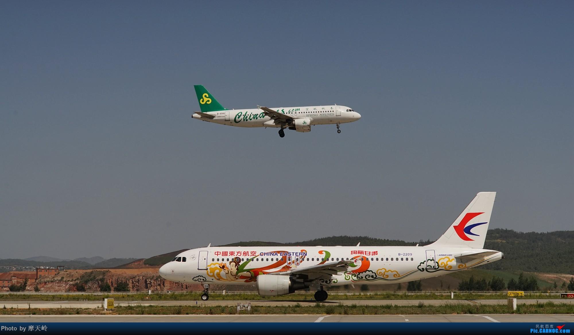 Re:[原创]【KMG】内场拍机 AIRBUS A320-200 B-2209 中国昆明长水国际机场