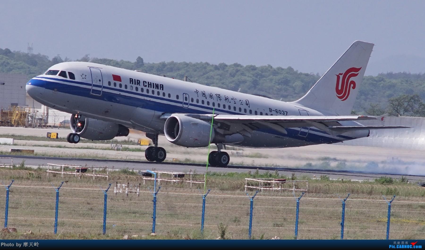 Re:[原创]【KMG】内场拍机 AIRBUS A319-100 B-6037 中国昆明长水国际机场