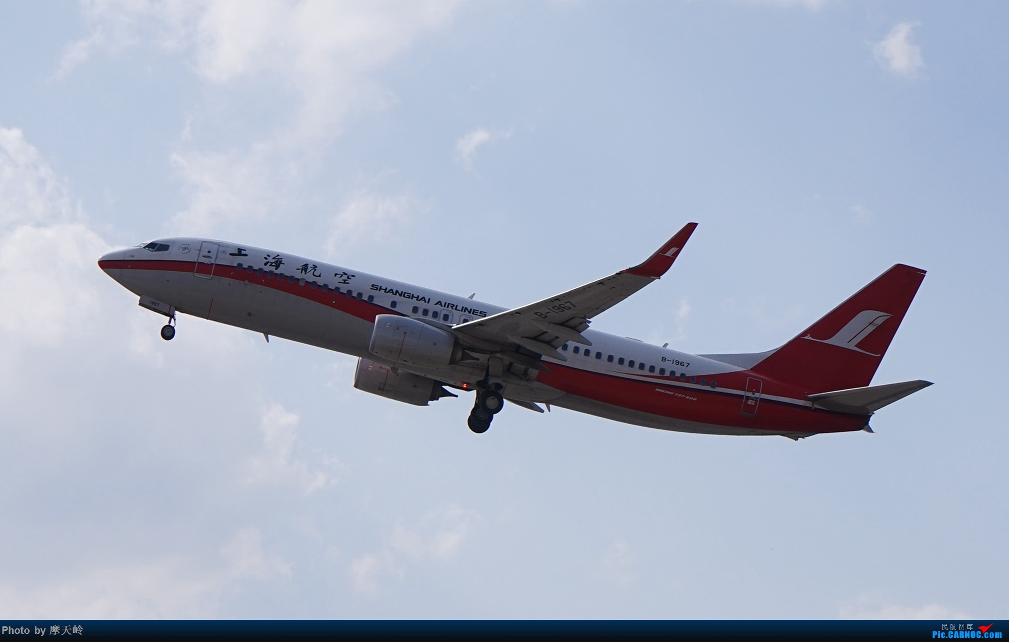 Re:[原创]【KMG】内场拍机 BOEING 737-800 B-1967 中国昆明长水国际机场