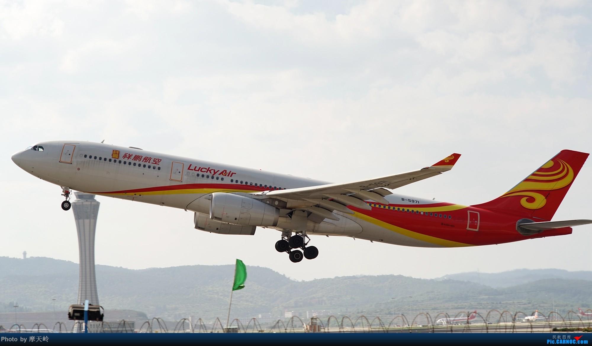 Re:[原创]【KMG】内场拍机 AIRBUS A330-300 B-5971 中国昆明长水国际机场
