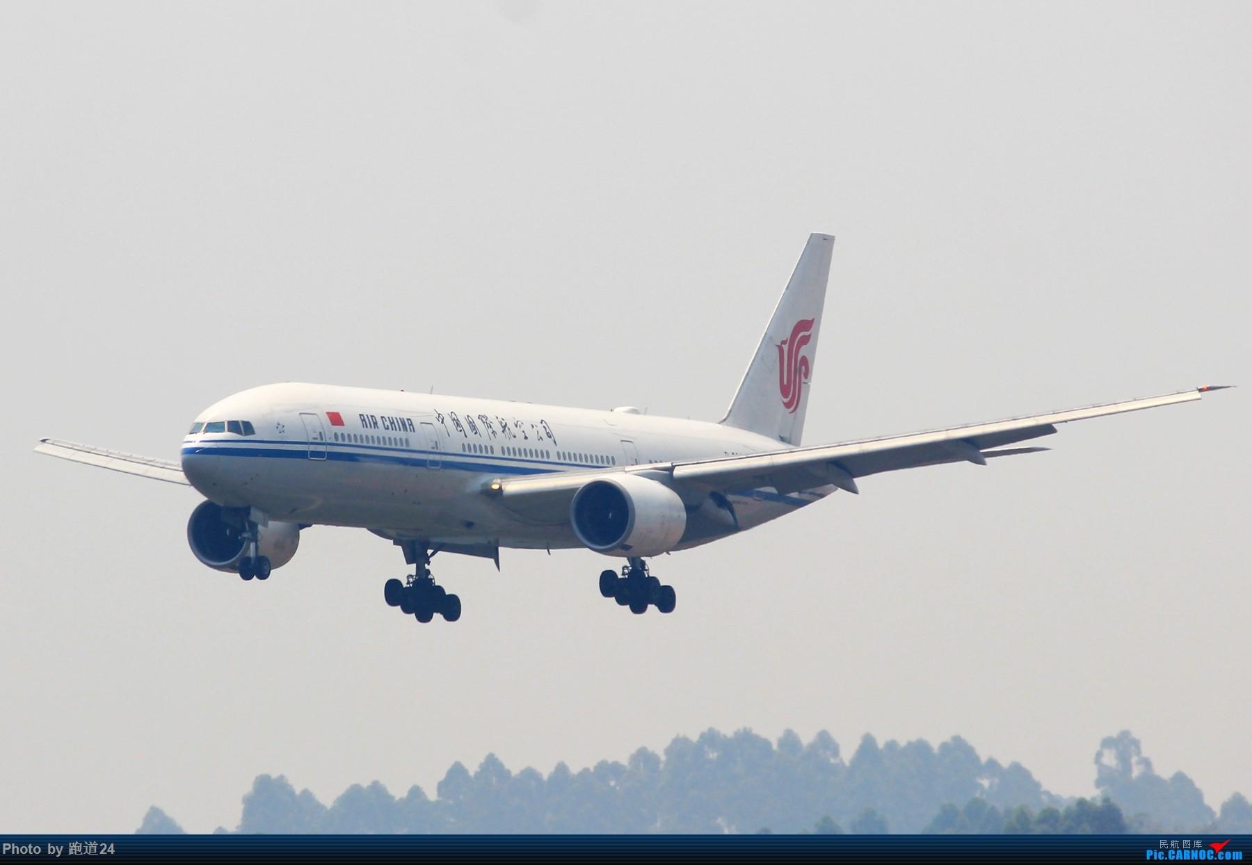 [原创]【多图党】AIR CHINA B777-2J6 B-2068 1800*1200 BOEING 777-200 B-2068 中国成都双流国际机场