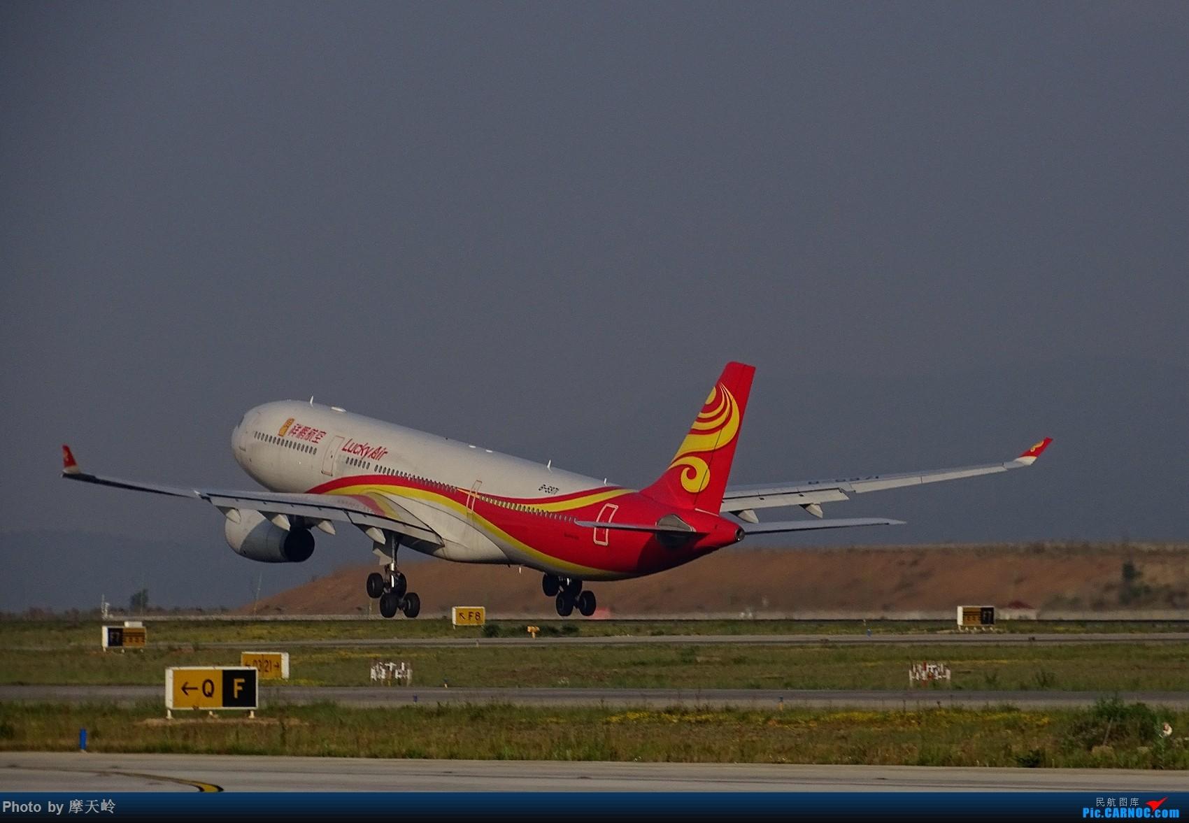 Re:[原创]【KMG】内场随手拍 AIRBUS A330-300 B-5971 中国昆明长水国际机场