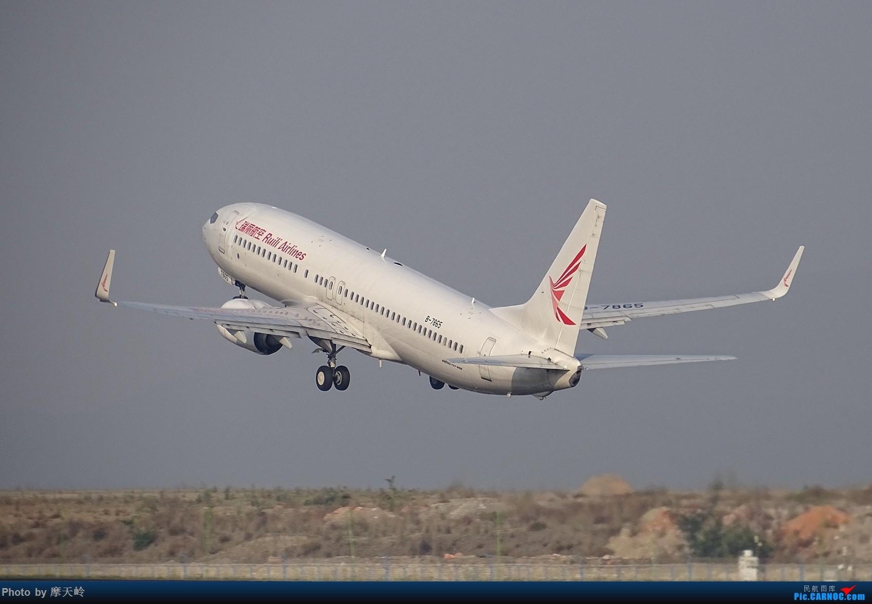 Re:[原创]【KMG】内场随手拍 BOEING 737-800 B-7865 中国昆明长水国际机场