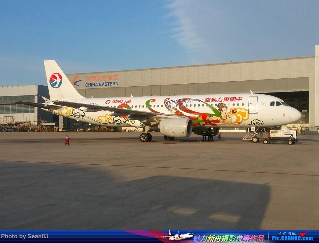 [原创]升320了\(^o^)/ AIRBUS A320-200 B-6371 上海浦东国际机场
