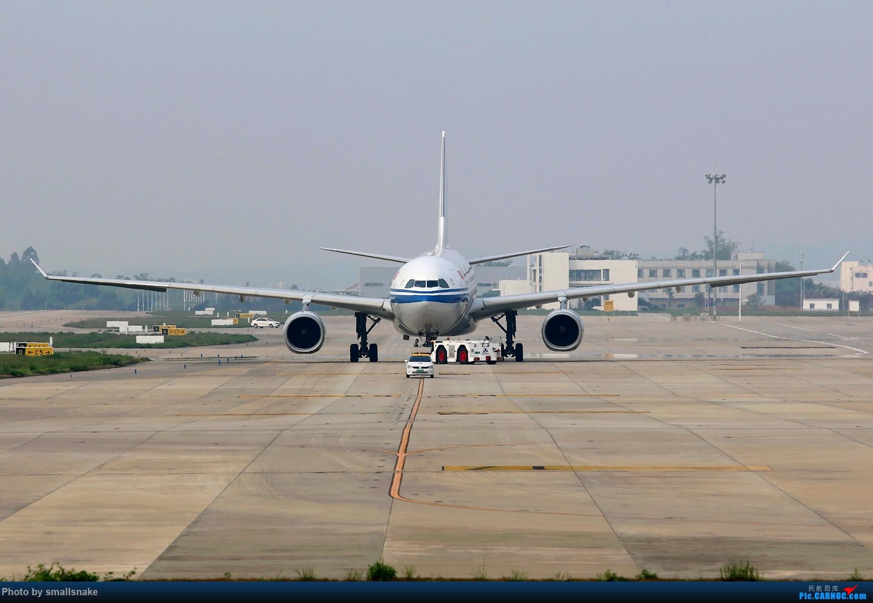[原创]B-5918,国航空客A330... AIRBUS A330-200 B-5918 中国南宁吴圩国际机场