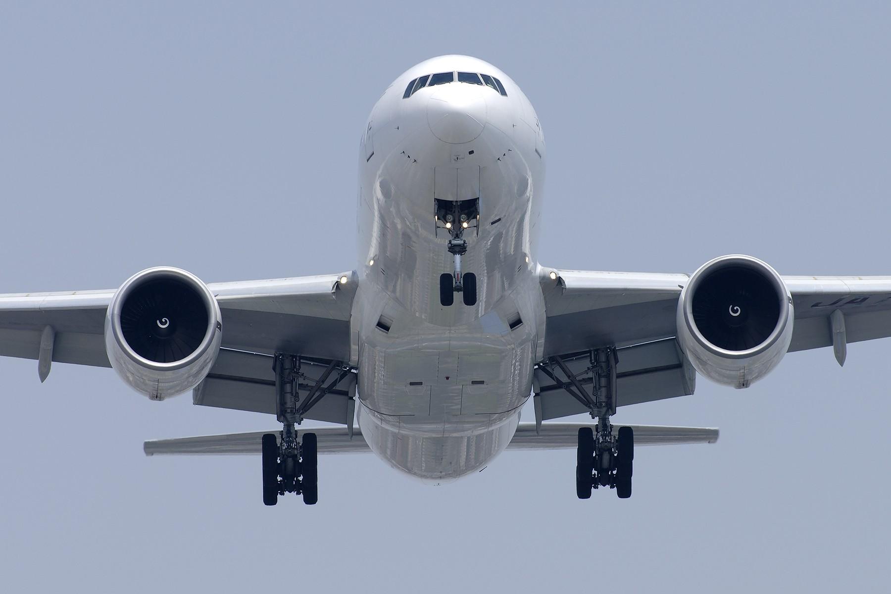 Re:[原创][原创]【SHA拍机*1800大图】4月拍的了,记得那天好货还挺多 BOEING 777-200 JA604J 中国上海虹桥国际机场