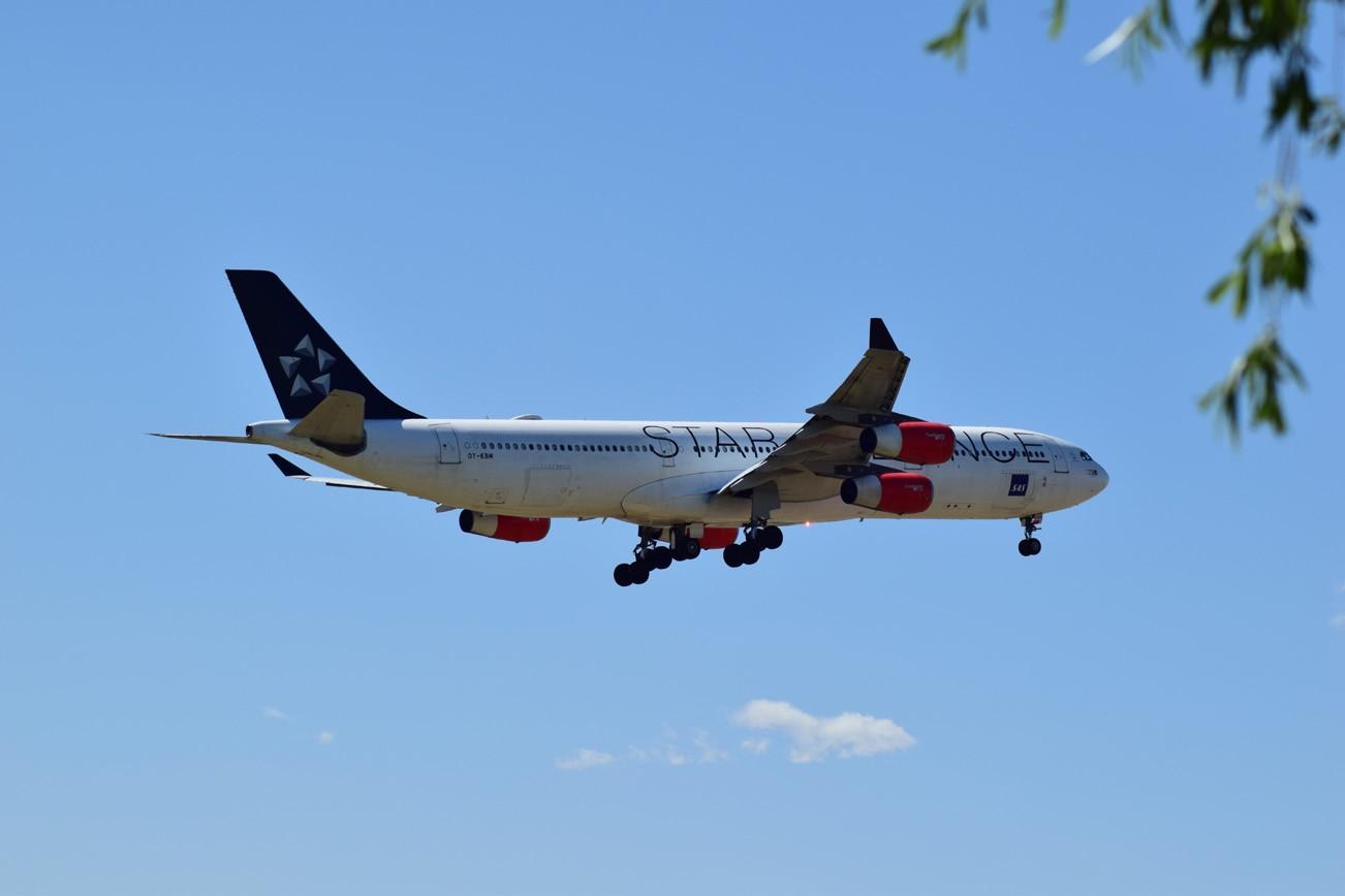 [原创]很多年没有拍飞机了 A340-300  中国北京首都国际机场