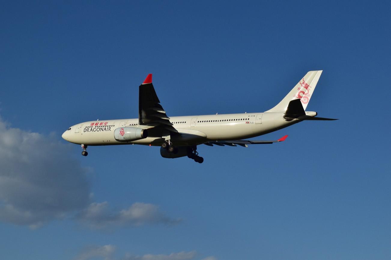 Re:[原创]很多年没有拍飞机了 AIRBUS A330-300