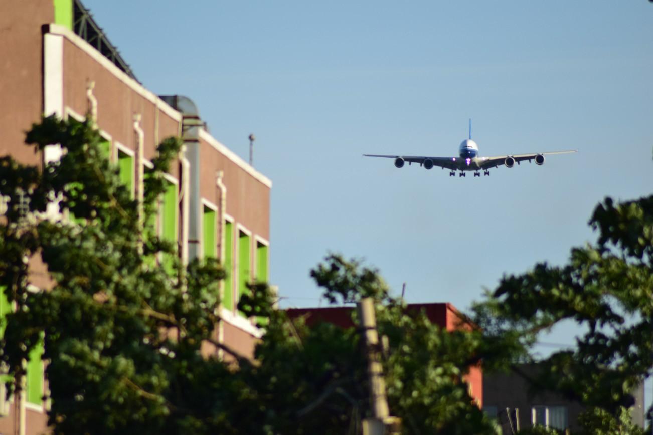Re:[原创]很多年没有拍飞机了 AIRBUS A380 B-6140 中国北京首都国际机场