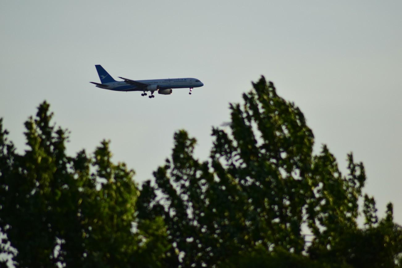 Re:[原创]很多年没有拍飞机了 BOEING 757-200  中国北京首都国际机场