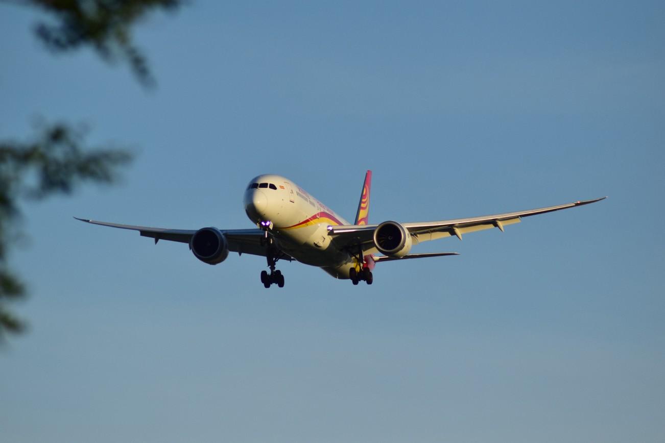 Re:[原创]很多年没有拍飞机了 BOEING 787-9 B-1546 中国北京首都国际机场