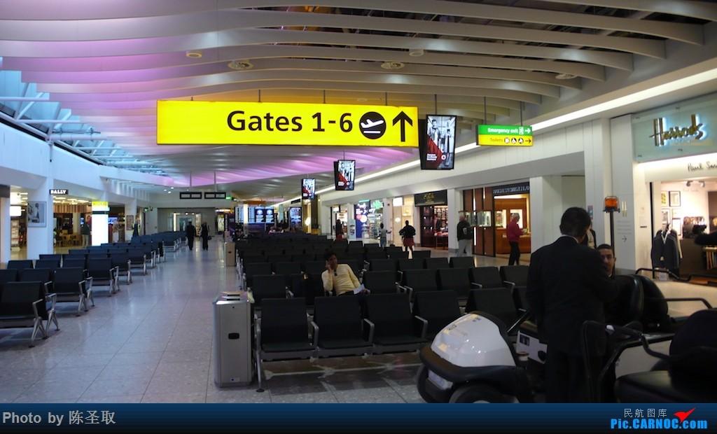 Re:[原创]【Kris游记38】迟来系列17, 冲金之路,开启疯狂刷航班,东航巴黎线,东航新330来之前刷一发330    英国伦敦希思罗机场