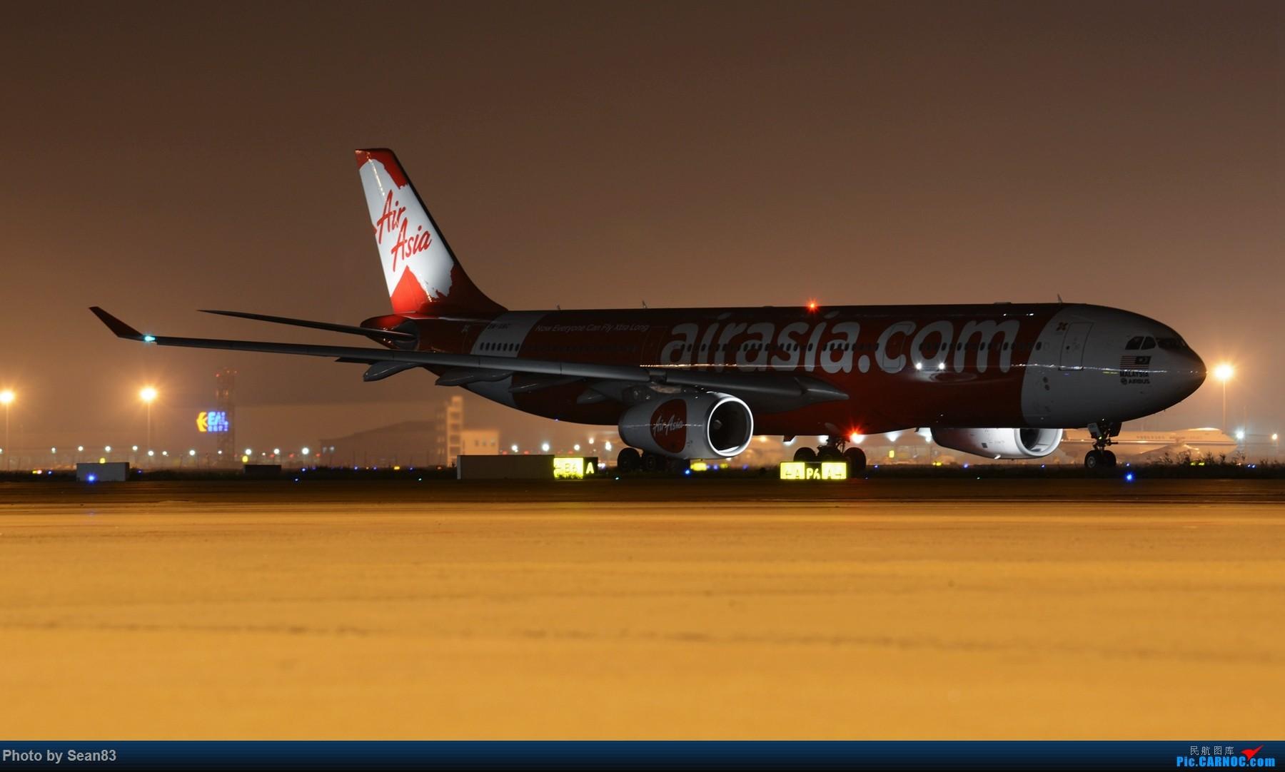 Re:[原创](PVG) 夜 AIRBUS A330-300  上海浦东国际机场