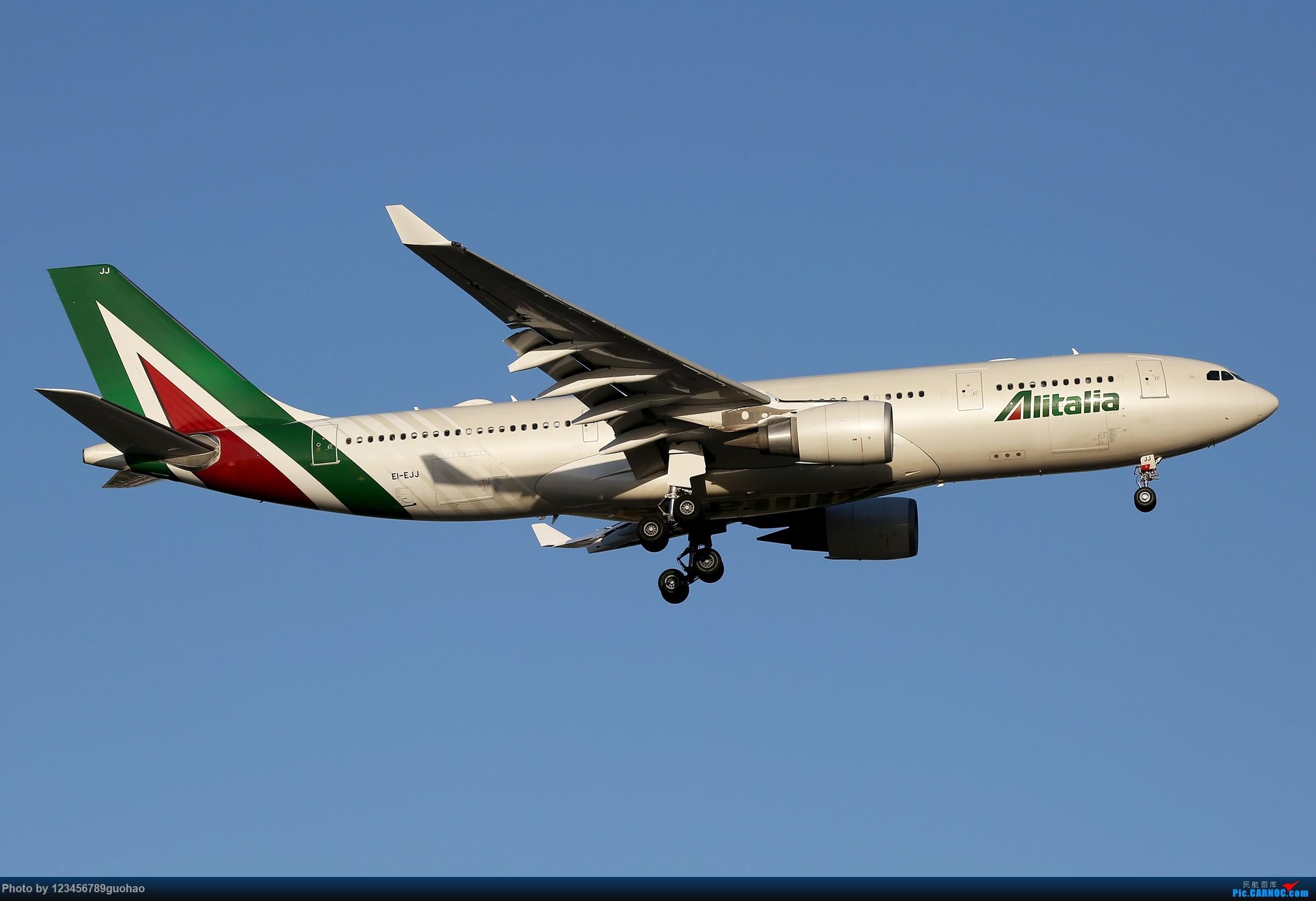 Re:搓堆儿332 AIRBUS A330-200 EI-EJJ 北京首都国际机场