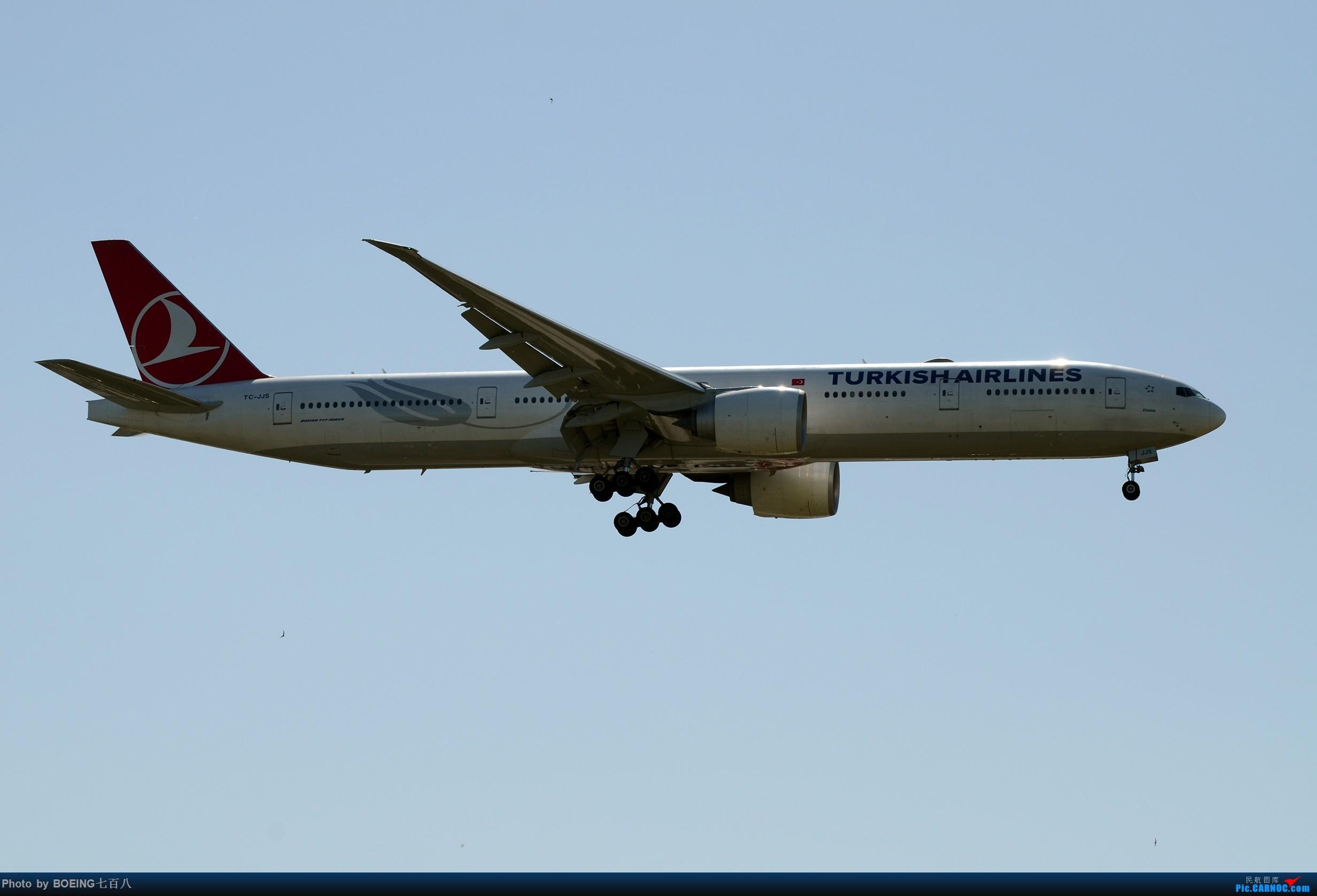 Re:[原创]好久没发作业了,5月13日的PEK BOEING 777-300ER TC-JJS 中国北京首都国际机场