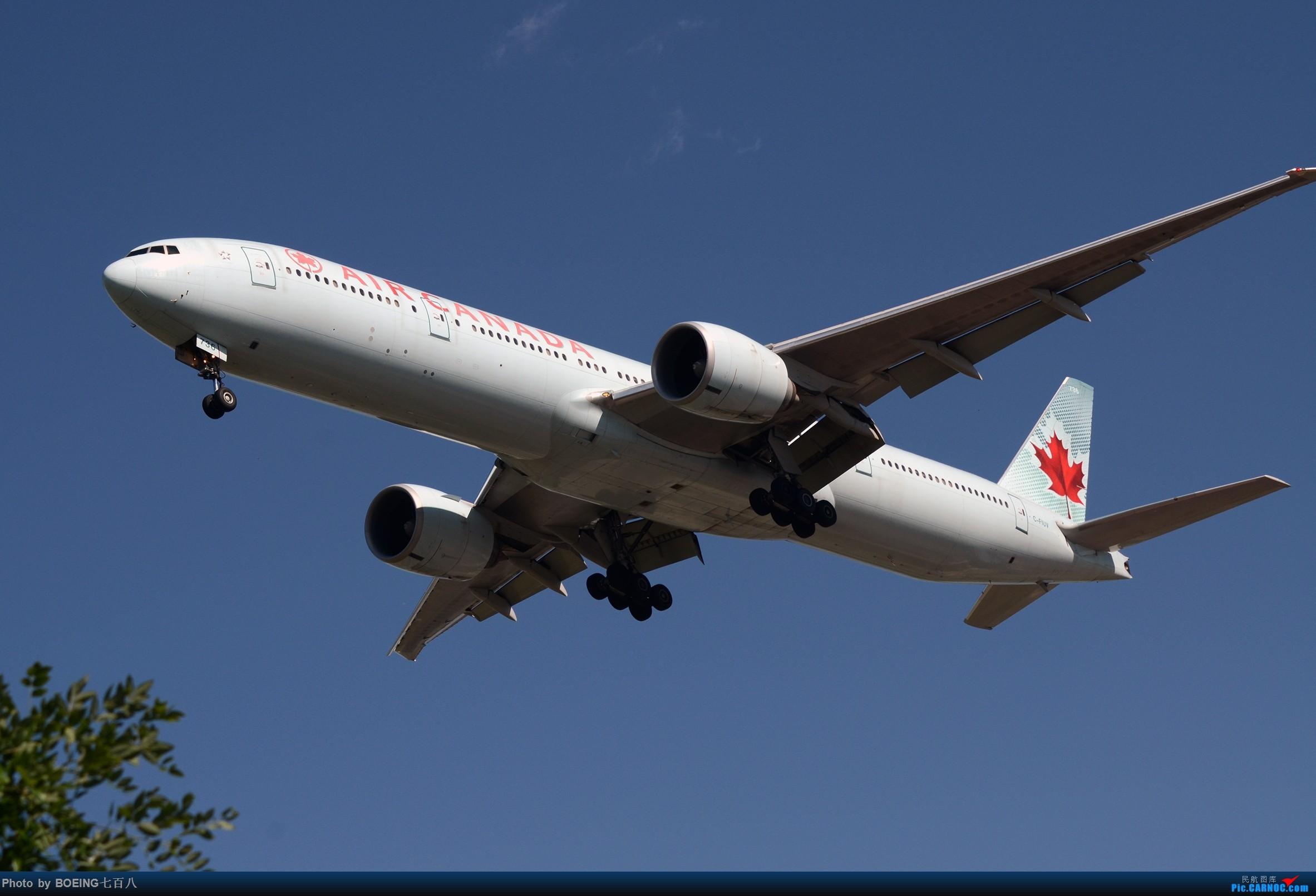 Re:[原创]好久没发作业了,5月13日的PEK BOEING 777-200 C-FIUV 中国北京首都国际机场