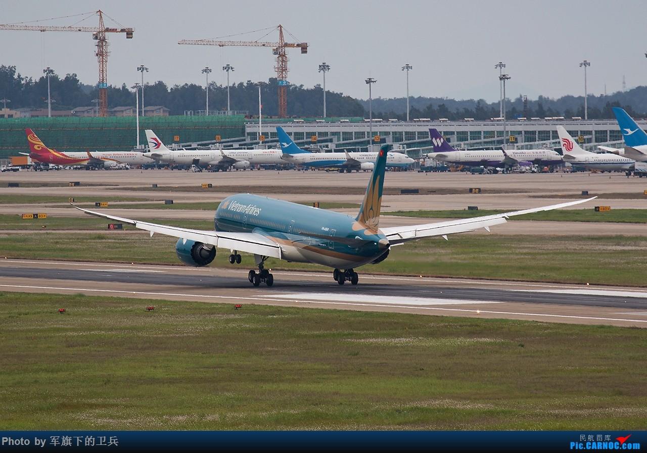 Re:[原创]【福州飞友会】越南航空VN-A869 B787-9 BOEING 787-9 VN-A869 中国福州长乐国际机场