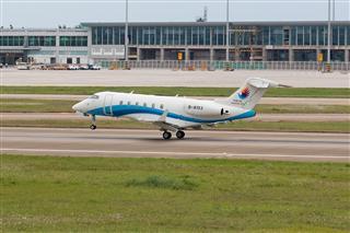 Re:【福州飞友会】东海公务B-8193 Bombardier CL300