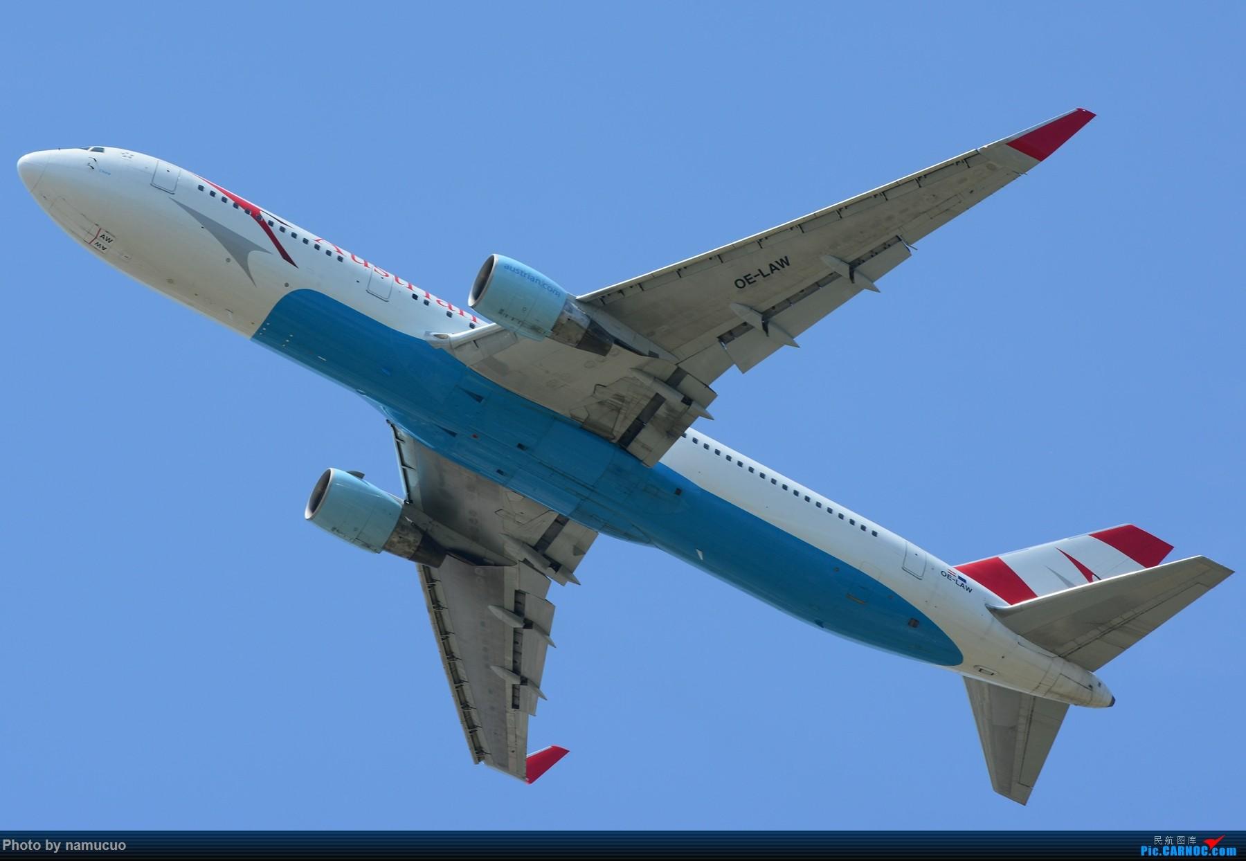 Re:[原创]【PEK】【多图】蓝天下的大飞机们,5.15跑遍首都三条跑道 BOEING 767-300ER