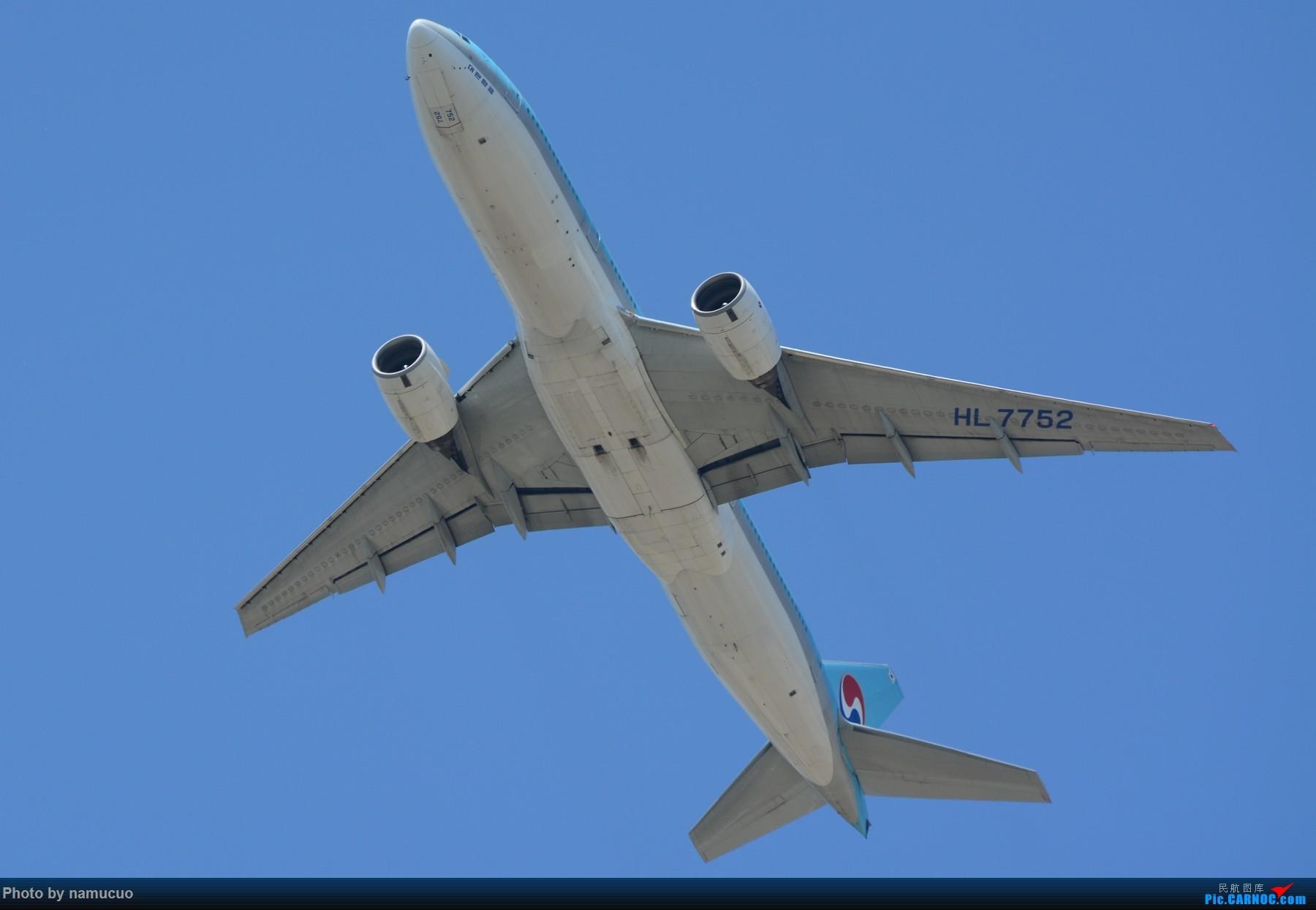 Re:[原创]【PEK】【多图】蓝天下的大飞机们,5.15跑遍首都三条跑道 BOEING 777-200