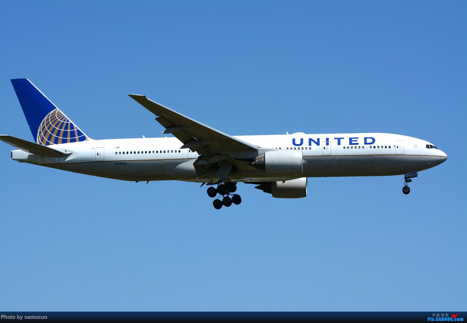 Re:[原创]【PEK】【多图】蓝天下的大飞机们,5.15跑遍首都三条跑道 BOEING 777