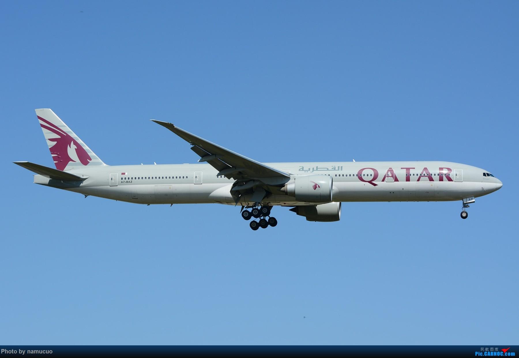 Re:[原创]【PEK】【多图】蓝天下的大飞机们,5.15跑遍首都三条跑道 BOEING 777-300ER