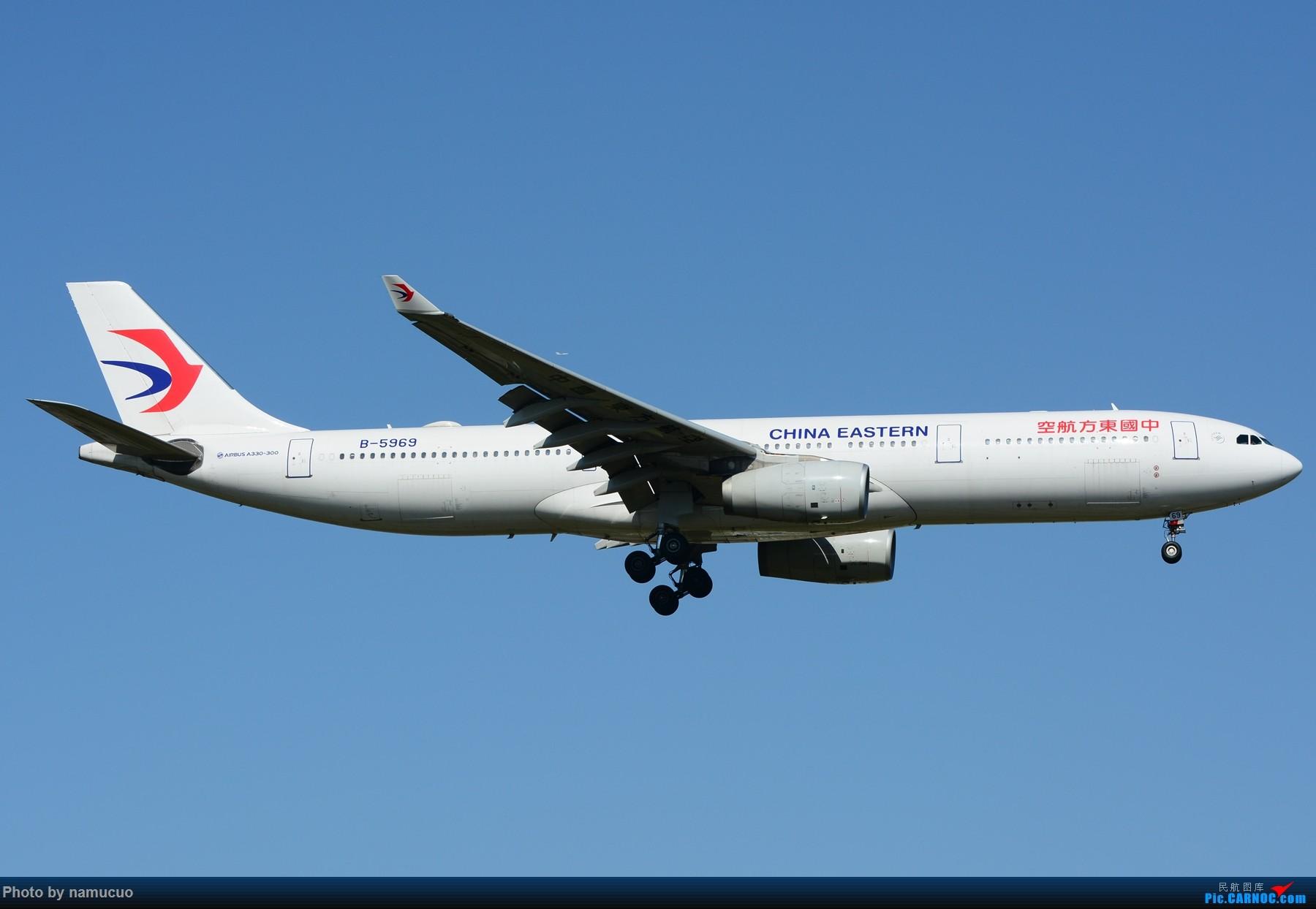 Re:[原创]【PEK】【多图】蓝天下的大飞机们,5.15跑遍首都三条跑道 AIRBUS A330-300 B-5969