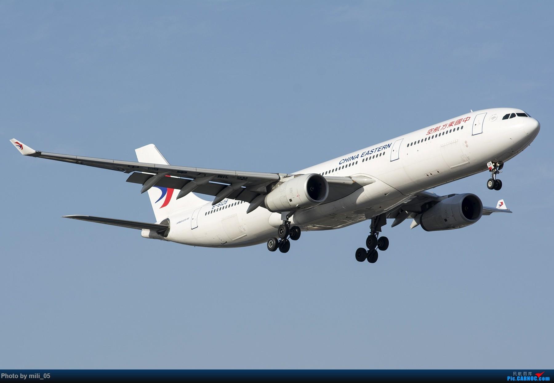 Re:[原创][SHA] A330飞机45度仰视系列 AIRBUS A330-300 B-6128 中国上海虹桥国际机场