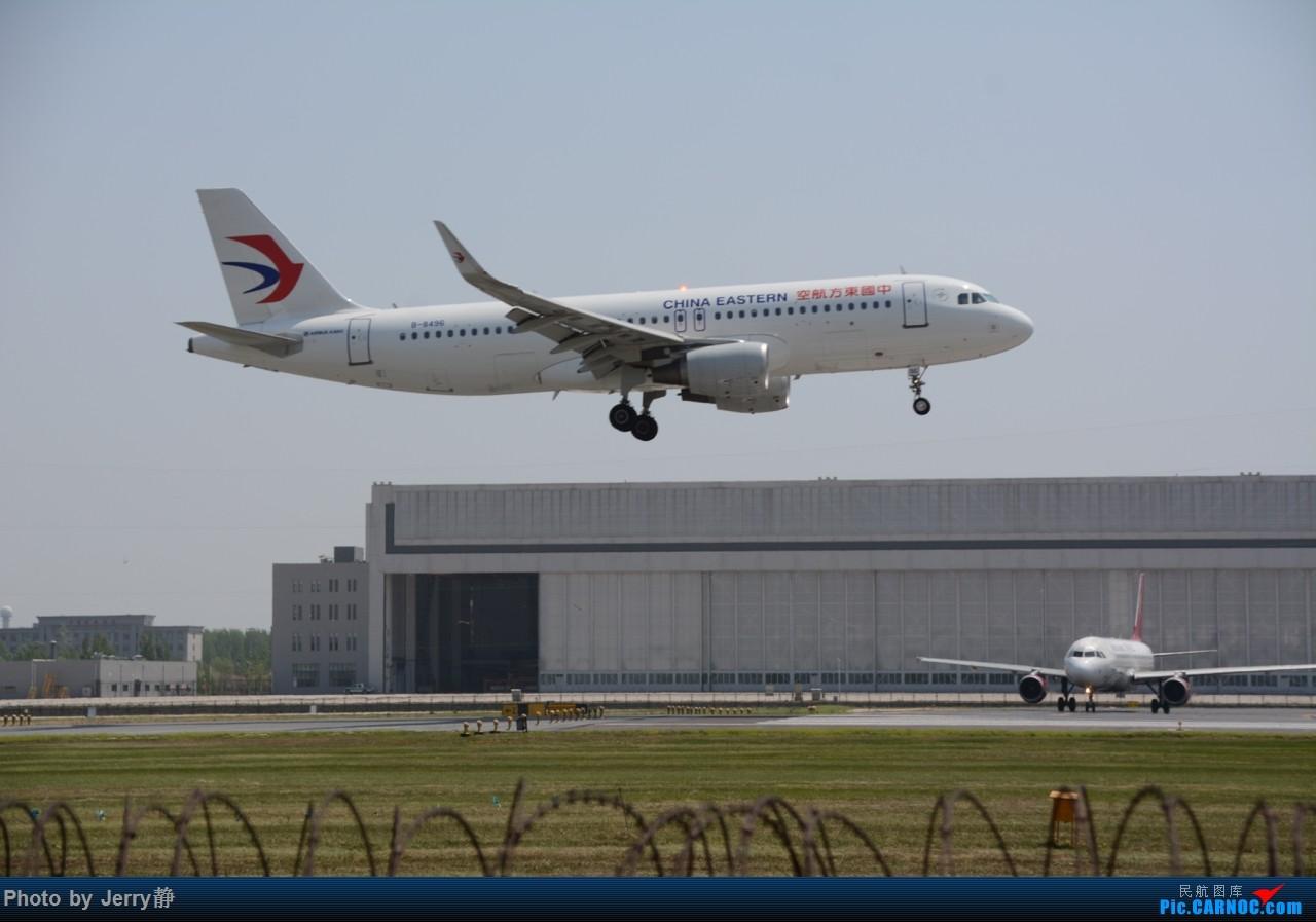 Re:[原创][SHE]5.3沈阳桃仙机场拍机,第一次拍到立荣 AIRBUS A320-200 B-8496