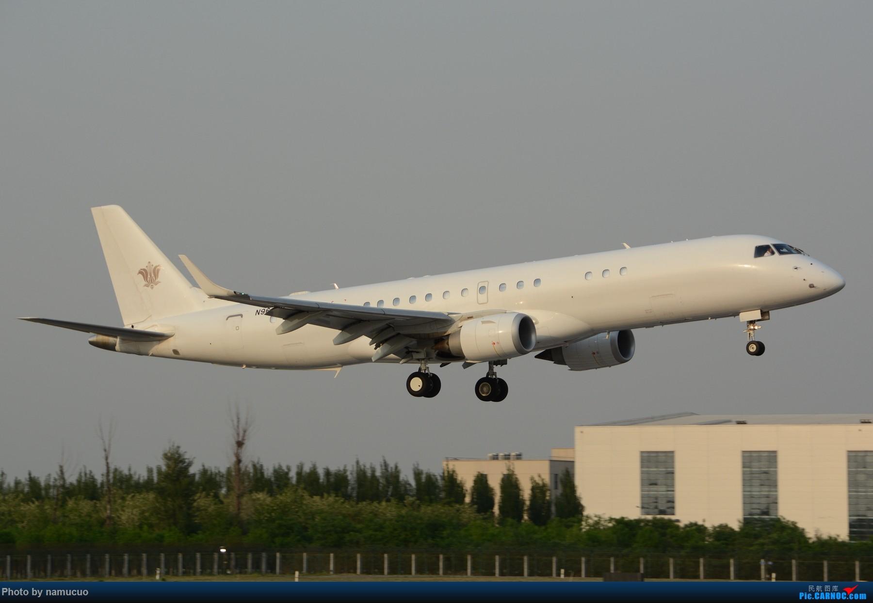 【白板机】世袭1000公务机 EMBRAER E-190