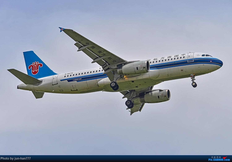 Re:[原创]好天PVG拍机 AIRBUS A320-200 B-6275