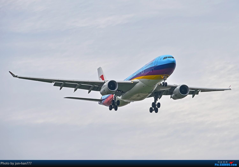 Re:[原创]好天PVG拍机 AIRBUS A330-200 B-5943
