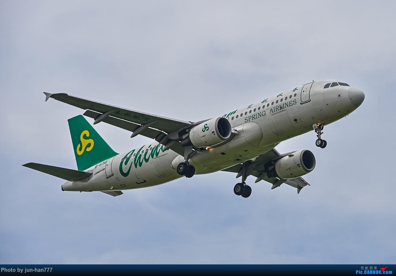 Re:好天PVG拍机 AIRBUS A320-200 B-6310
