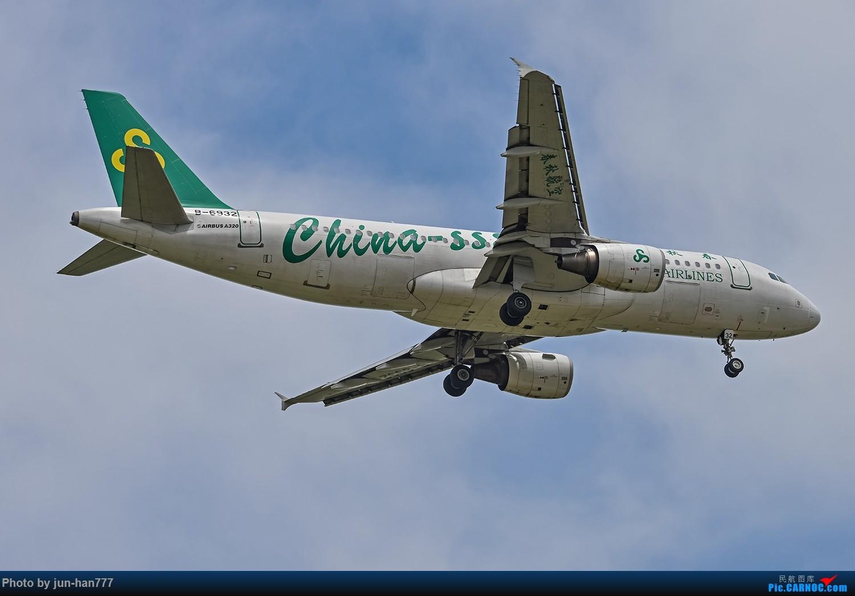 Re:好天PVG拍机 AIRBUS A320-200 B-6932