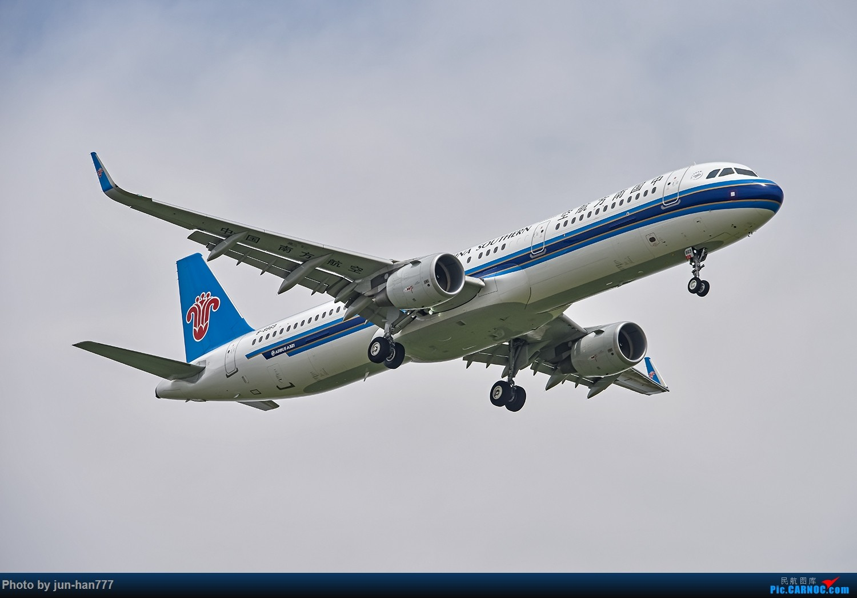 PVG 南航家的321连拍 AIRBUS A321-200 B-8869