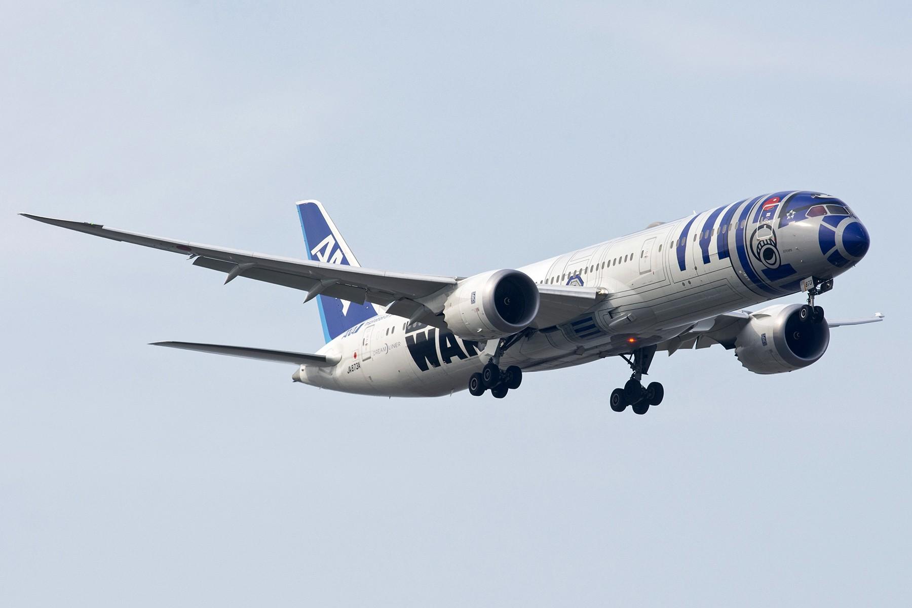 Re:[原创][PVG] 有过粉丝主题飞行的明星机 BOEING 787-9 JA873A 中国上海浦东国际机场