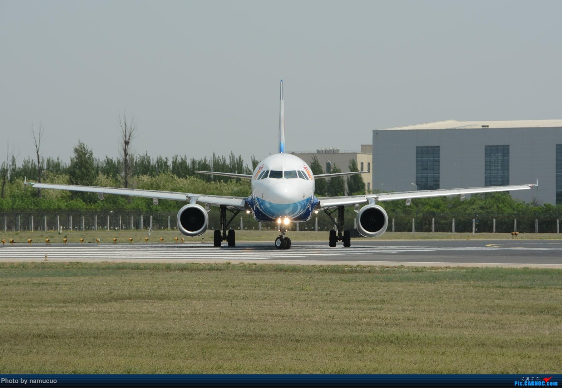 [原创]【PEK】【专题】【正面照、大头照系列】比比谁最美(有个悲催的家伙等了半天返回了) AIRBUS A320-200 B-9976