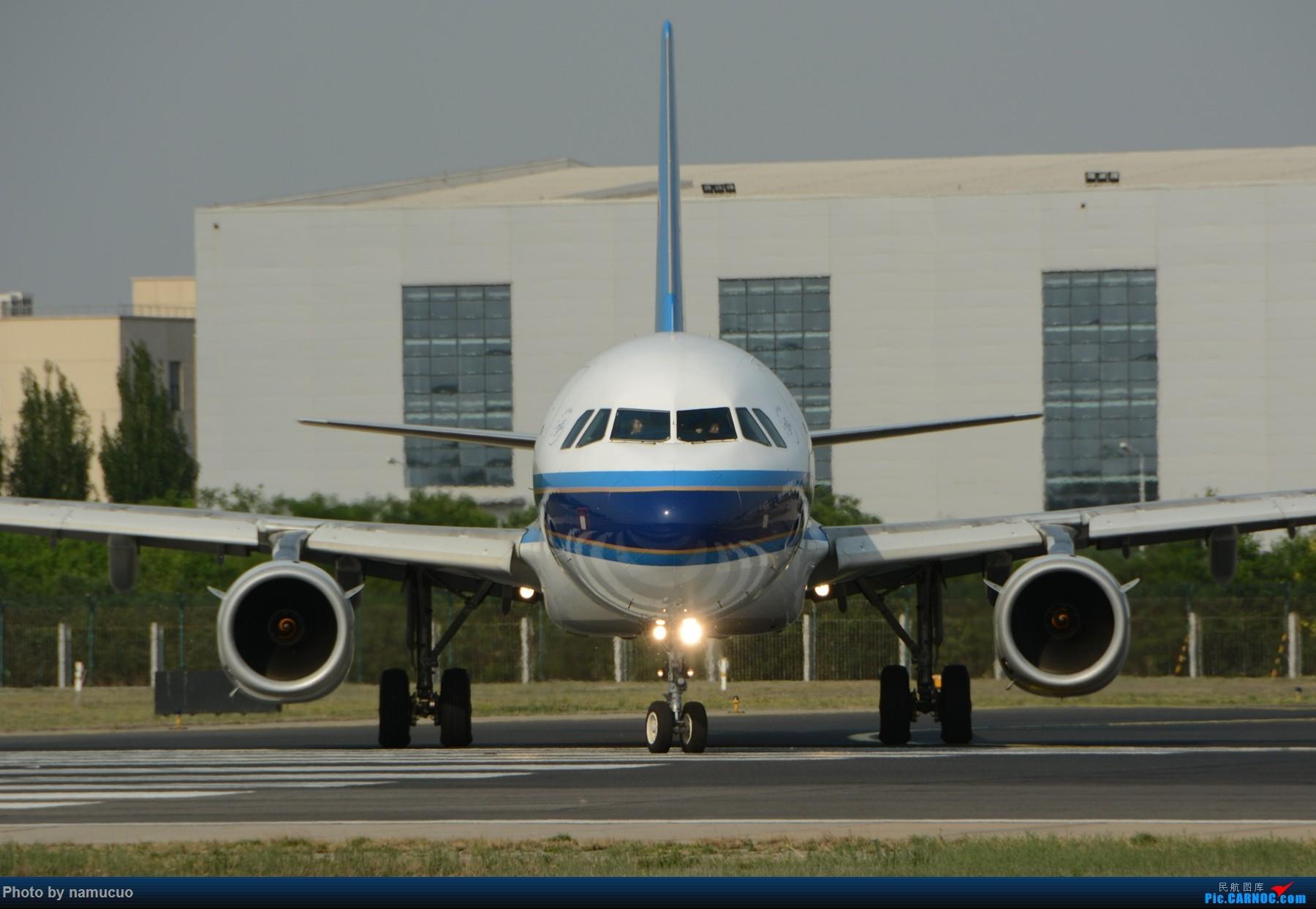 Re:[原创]【PEK】【专题】【正面照、大头照系列】比比谁最美(有个悲催的家伙等了半天返回了) BOEING 737-800